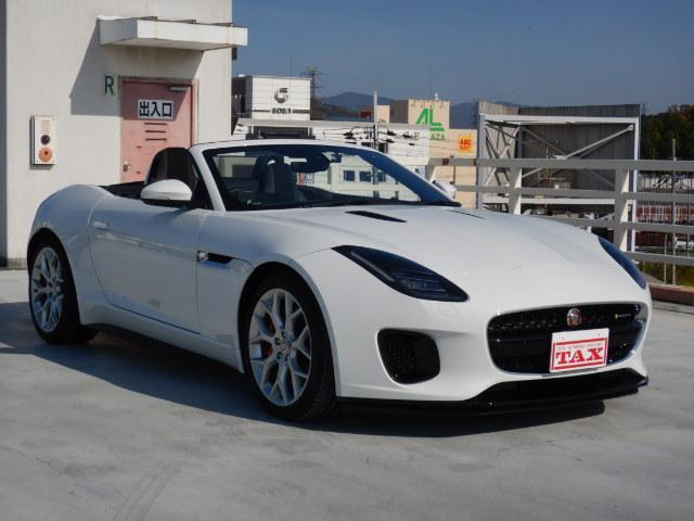 「ジャガー」「ジャガー Fタイプ」「オープンカー」「大阪府」の中古車4