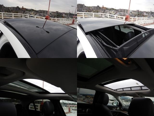 E450 4マチック エクスクルーシブ エクスクルーシブパッケージ パノラミックスライディングルーフ シートヒーター&ベンチレーション 禁煙車(4枚目)