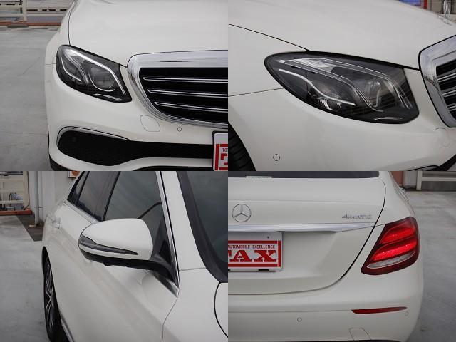 E450 4マチック エクスクルーシブ エクスクルーシブパッケージ パノラミックスライディングルーフ シートヒーター&ベンチレーション 禁煙車(24枚目)