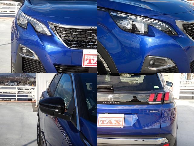 GTライン ブルーHDi パノラミックサンルーフ AppleCarplay/AndroidAuto対応タッチスクリーン 純正フロアマット 禁煙車(23枚目)