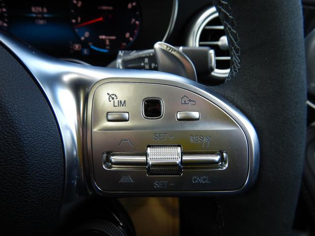 GLC63 S 4マチック+ AMGパフォーマンスパッケージ&コンフォートパッケージ AMGフロアマットプレミアム ドライブレコーダー 1オーナー 禁煙車(11枚目)