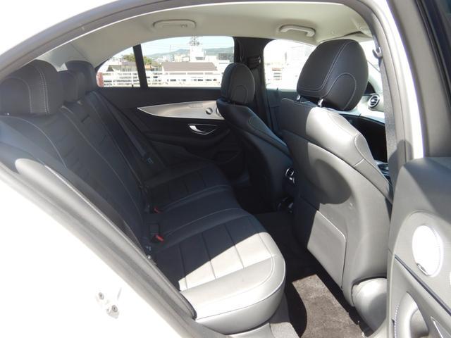 E220d アバンギャルド エクスクルーシブパッケージ ヘッドアップディスプレイ 黒革シート 純正フロアマット 1オーナー 禁煙車(15枚目)