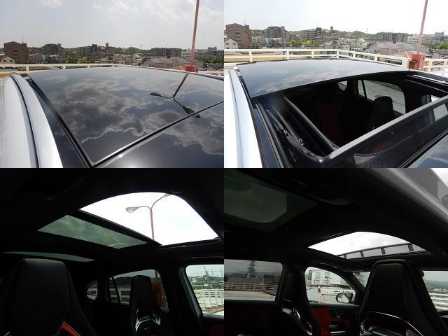 GLA45 S 4マチック+ AMGエクスクルーシブ&アドバンスドパッケージ パノラミックスライディングルーフ ヘッドアップディスプレイ 1オーナー 禁煙車(5枚目)