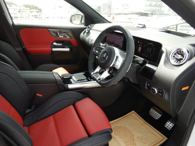 GLA45 S 4マチック+ AMGエクスクルーシブ&アドバンスドパッケージ パノラミックスライディングルーフ ヘッドアップディスプレイ 1オーナー 禁煙車(6枚目)