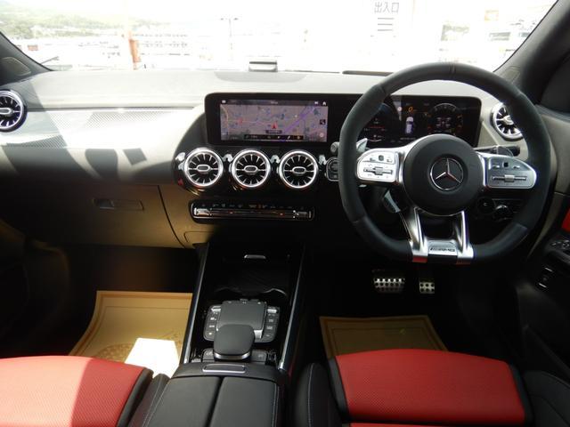 GLA45 S 4マチック+ AMGエクスクルーシブ&アドバンスドパッケージ パノラミックスライディングルーフ ヘッドアップディスプレイ 1オーナー 禁煙車(7枚目)