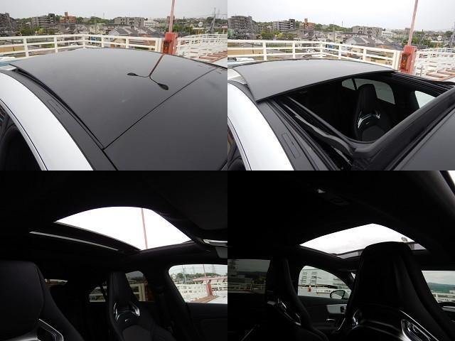 CLA45 S 4マチック+ AMGパフォーマンス&アドバンストパッケージ パノラミックスライディングルーフ ヘッドアップディスプレイ 1オーナー 禁煙車(4枚目)