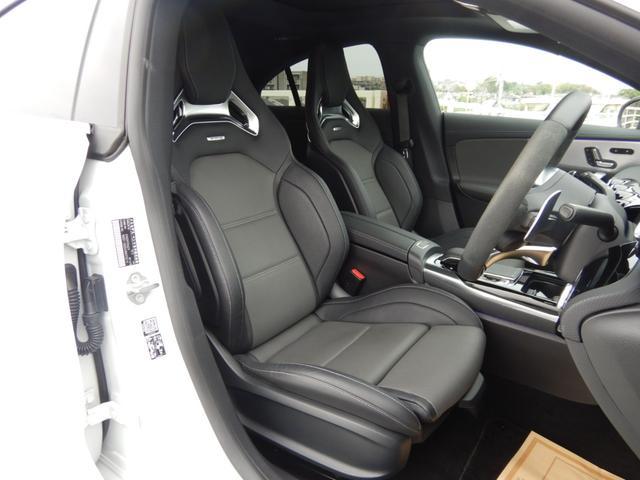 CLA45 S 4マチック+ AMGパフォーマンス&アドバンストパッケージ パノラミックスライディングルーフ ヘッドアップディスプレイ 1オーナー 禁煙車(5枚目)