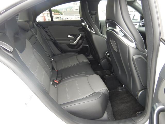 CLA45 S 4マチック+ AMGパフォーマンス&アドバンストパッケージ パノラミックスライディングルーフ ヘッドアップディスプレイ 1オーナー 禁煙車(16枚目)