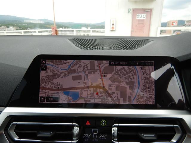 M3セダン コンペティション シートベンチレーション パーキングアシストプラス ヘッドアップディスプレイ 1オーナー 禁煙車(10枚目)