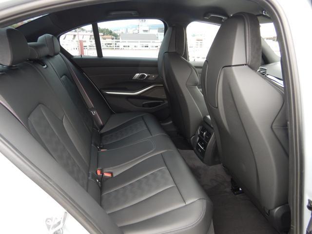 M3セダン コンペティション シートベンチレーション パーキングアシストプラス ヘッドアップディスプレイ 1オーナー 禁煙車(16枚目)