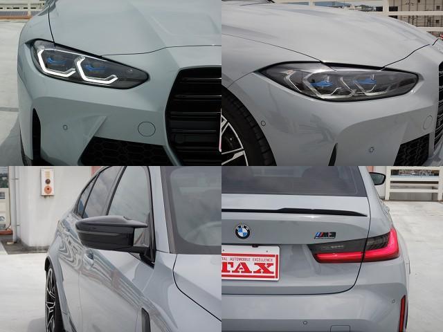 M3セダン コンペティション シートベンチレーション パーキングアシストプラス ヘッドアップディスプレイ 1オーナー 禁煙車(24枚目)