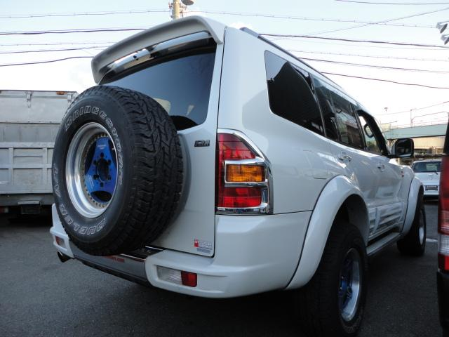 「三菱」「パジェロ」「SUV・クロカン」「京都府」の中古車8