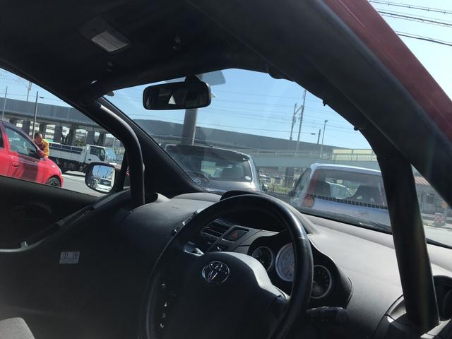 「トヨタ」「ヴィッツ」「コンパクトカー」「京都府」の中古車18