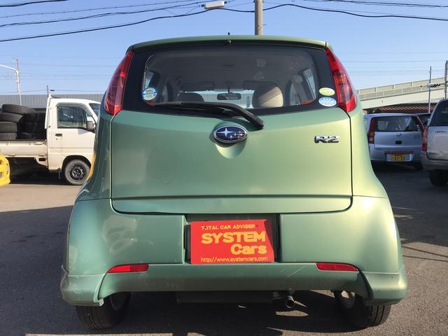「スバル」「R2」「軽自動車」「京都府」の中古車6
