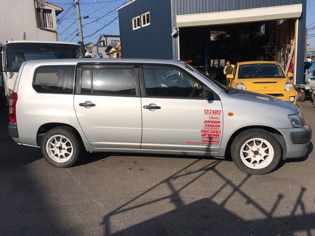 「トヨタ」「サクシードバン」「ステーションワゴン」「京都府」の中古車4