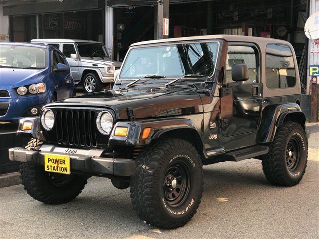 「その他」「クライスラージープ ラングラー」「SUV・クロカン」「大阪府」の中古車2