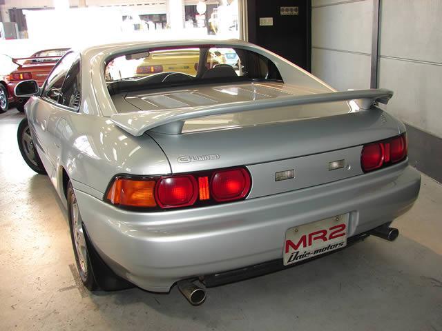 トヨタ MR2 GリミテッドIII型モデルビルシュタインパッケージ保証付