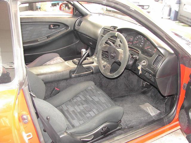 GT-STバールーフIII型モデル禁煙車保証付(17枚目)