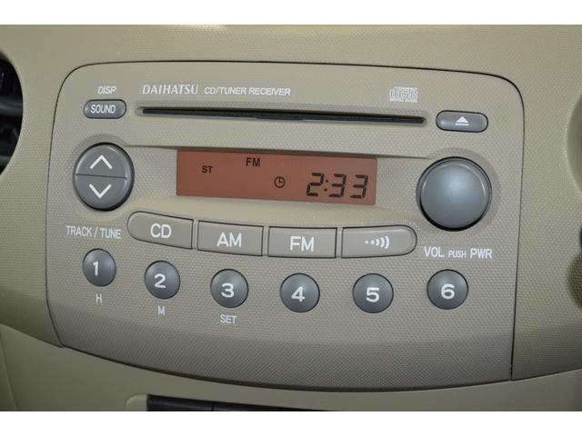 純正『CDステレオ』装備。お好みのサウンドで楽しくドライブ♪