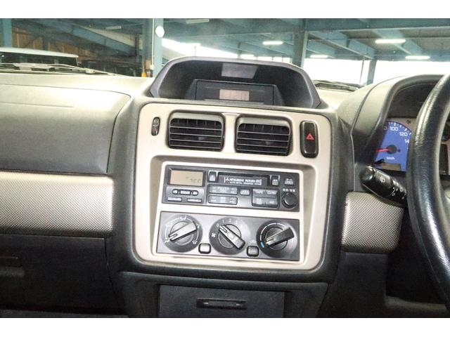ZR 3ドア 切替式4WD 三菱認定保証(12枚目)