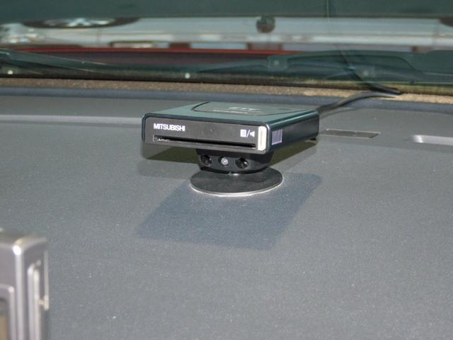 ETC装備でセットアップのみで高速道路もスムーズに支払い可能です。