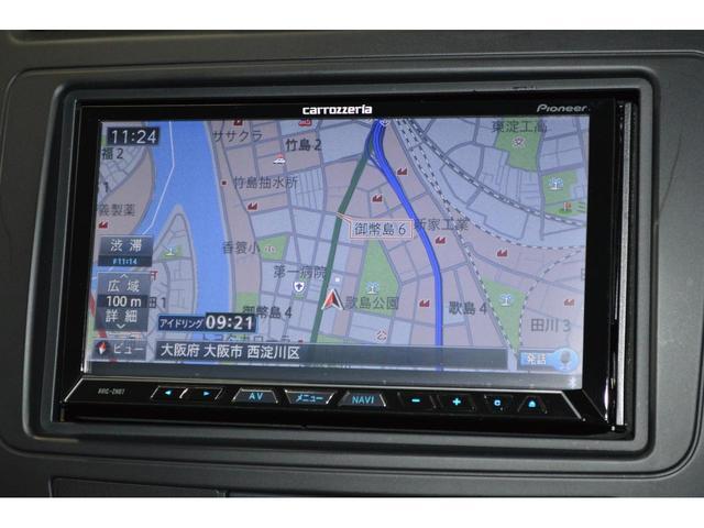 【ナビゲーション】ワイドで明るい液晶画面、簡単な操作方法、多機能ナビゲーション。知らない街でも安心です。