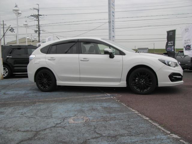 スバル インプレッサスポーツハイブリッド ハイブリッド2.0i-SアイサイトAWD地デジ1オーナー車