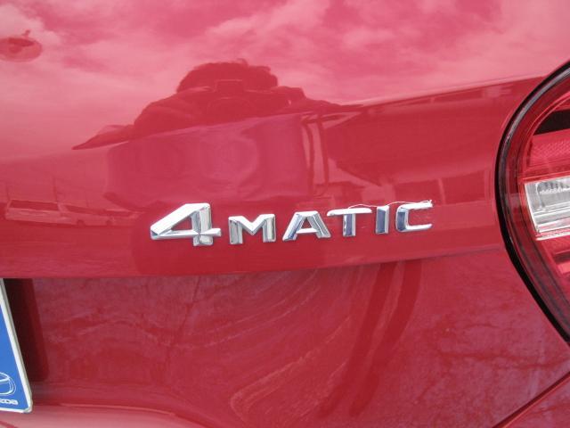 メルセデス・ベンツ M・ベンツ A250 シュポルト 4マチック1オーナー車