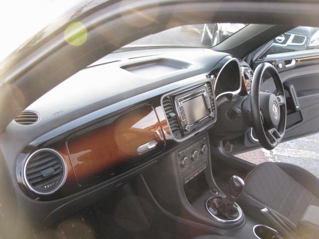 フォルクスワーゲン VW ザ・ビートル フェンダー・エディション1オーナー車