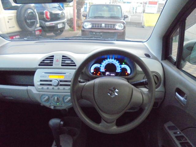スズキ アルトエコ ECO-L アイドリングストップ LEDライト CD 禁煙車
