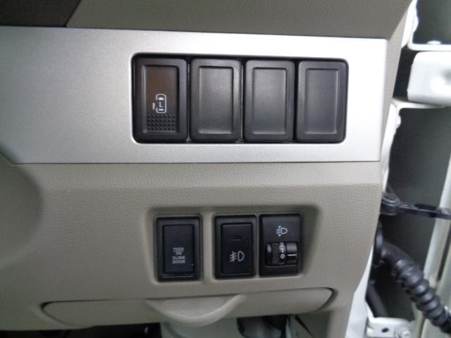 左電動スライドドア FOG ヘッドライトレベライザー付きです!
