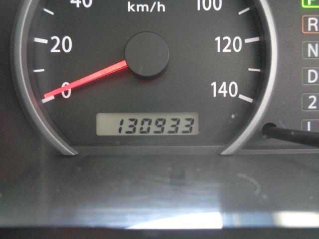 走行131000KM! タイミングチェーンで交換不要です!