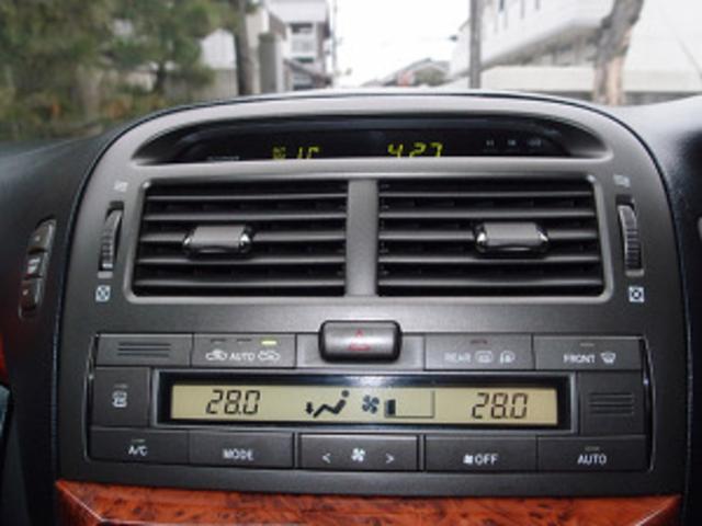 トヨタ セルシオ eR仕様 WORK20AW TEIN車高調整KIT