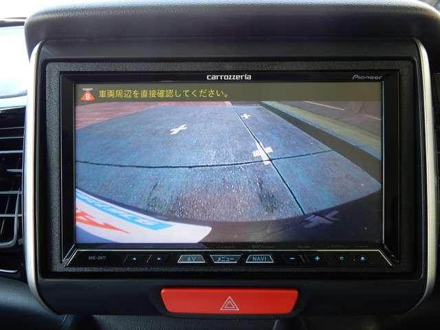 ホンダ N BOXカスタム G・Lパッケージ 社外HDDナビ フルセグ Rカメラ ETC