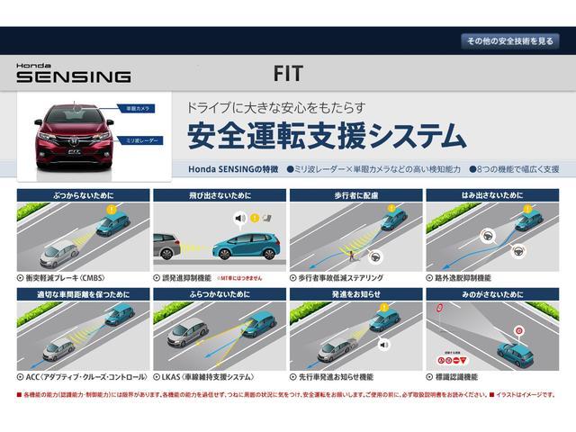13G・L ホンダセンシング 当社デモカー メモリーナビ(20枚目)