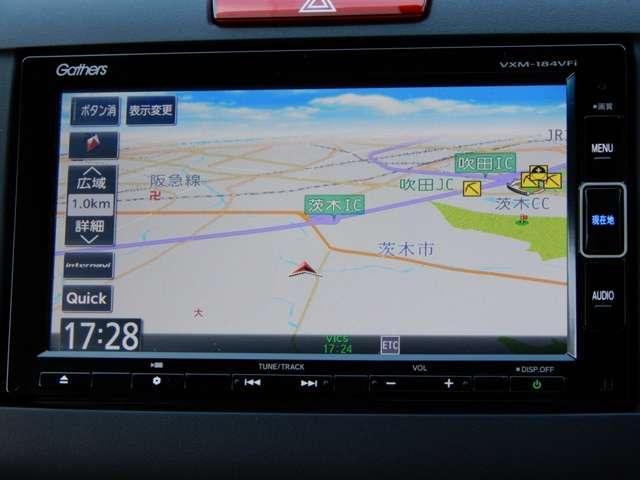 RS・ホンダセンシング デモカー ETC フルセグ リアカメ(3枚目)