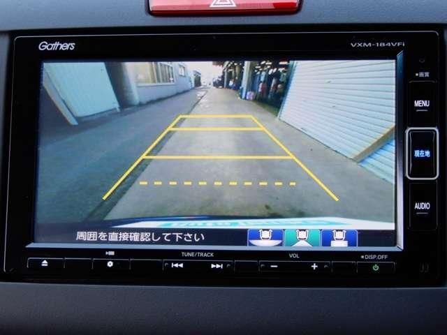 RS・ホンダセンシング デモカー ETC フルセグ リアカメ(4枚目)