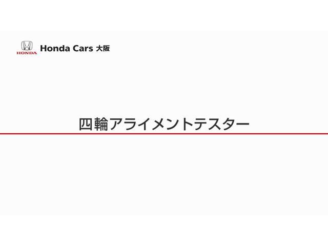 L ホンダセンシング 当社デモカー Mナビ フルセグ ETC(55枚目)