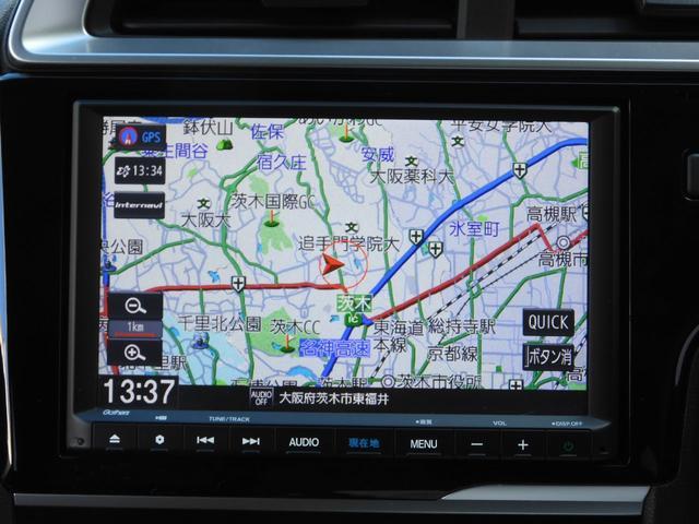 13G・L ホンダセンシング 当社デモカー Mナビ フルセグ Rカメラ 衝突軽減(3枚目)