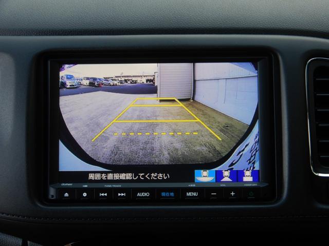 ハイブリッドX・ホンダセンシング 当社デモカー ETC フルセグ リアカメラ スマートキー LEDライト オートエアコン パドルシフト 純正16アルミ 衝突被害軽減ブレーキ(21枚目)