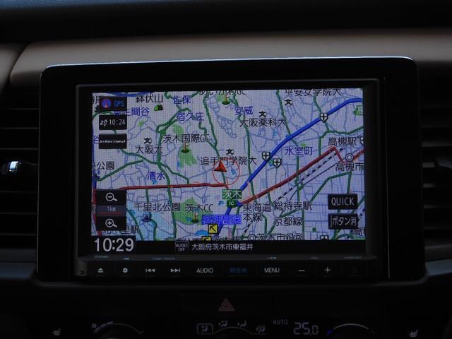 リュクス 当社デモカー Mナビ(VXM-205VFEi) ETC フルセグ リアカメラ LEDヘッドライト アイドリングストップ サイドエアバック アダプティブクルーズコントロール 衝突被害軽減ブレーキ(3枚目)