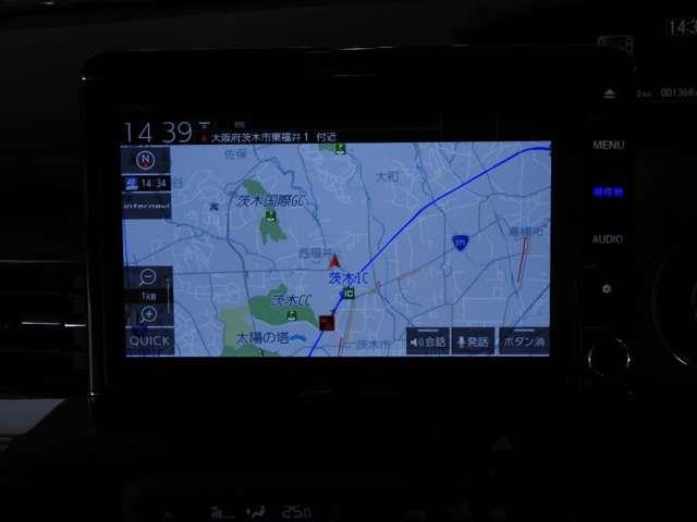 G・Lターボホンダセンシング デモカー Mナビ フルセグ Rカメラ ETC(3枚目)