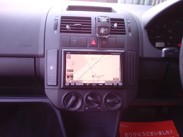 フォルクスワーゲン VW ポロ ベースグレード HDDナビ ワンセグ キーレス ドラレコ