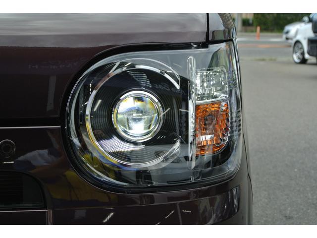 左LEDヘッドライト