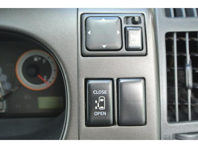 ライダーS HDDナビ Bカメラ FDモニター 左側Pスライド(32枚目)