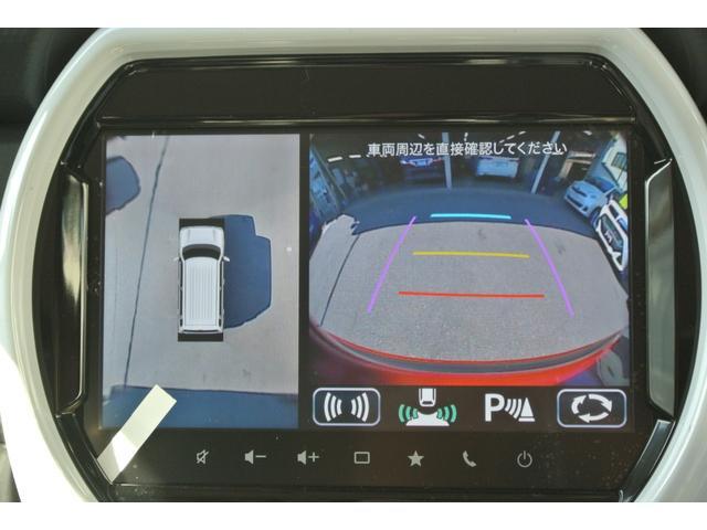 ハイブリッドX 届出済未使用車 純正MOP9インチナビ 全方位モニター LEDヘッドライト シートヒーター(29枚目)
