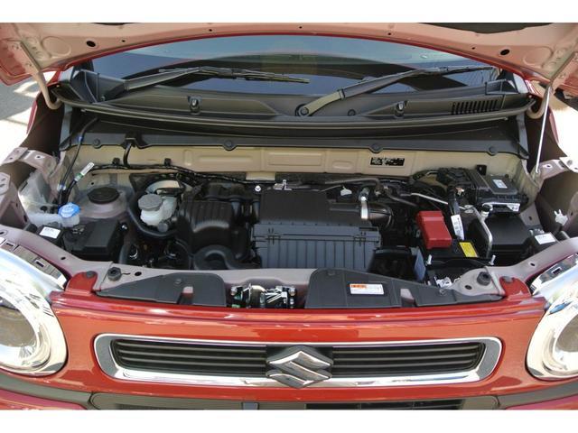ハイブリッドX 届出済未使用車 純正MOP9インチナビ 全方位モニター LEDヘッドライト シートヒーター(43枚目)
