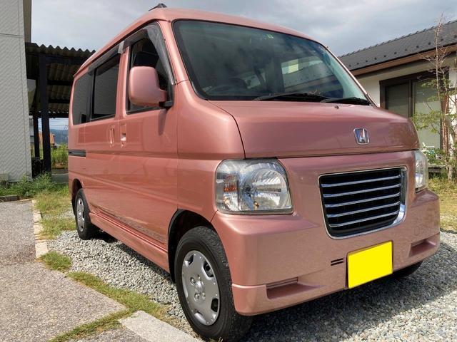 「ホンダ」「バモスホビオ」「コンパクトカー」「兵庫県」の中古車4