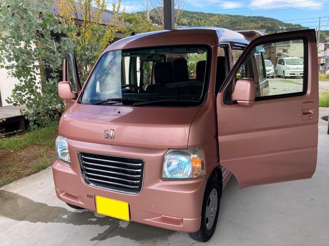「ホンダ」「バモスホビオ」「コンパクトカー」「兵庫県」の中古車60