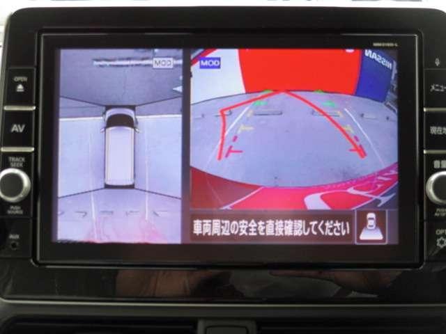 X 9インチナビ アラウンドビューモニター SOSコール ハンズフリーオートスライド 衝突被害軽減ブレーキ 前後踏み間違い防止アシスト ETC 純正マット 試乗車(5枚目)